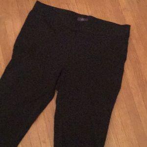 NYDJ leggings print cotton 12 tummy control
